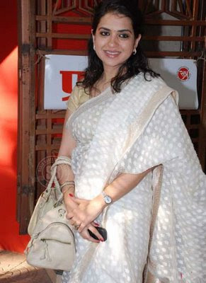 anjali tendulkar is looking very nice in sareee | Bolly Actreess Hot