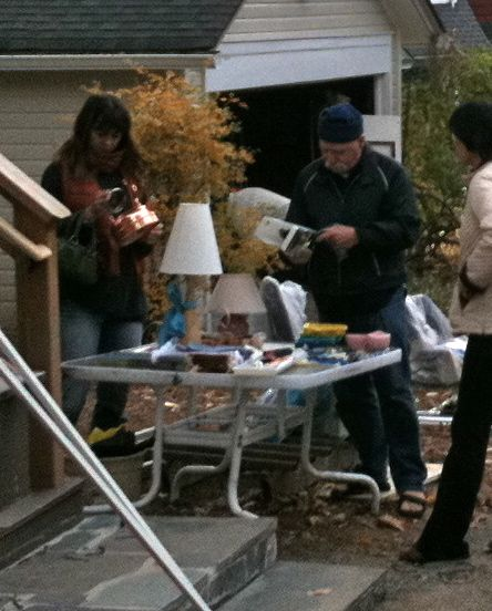 Go To Hellman On The Value Of Things At A Garage Sale