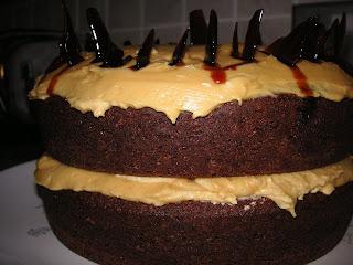 The Caked Crusader Burnt Sugar Cake