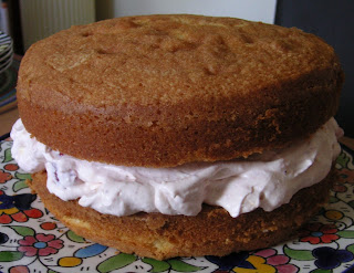 In The Two Years Since I Launched My Alter Ego On World Haven T Made A Victoria Sponge As Always Default To Favourite Recipe