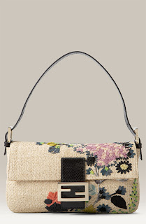 Limited Edition Fendi Baguette from Spring 2010
