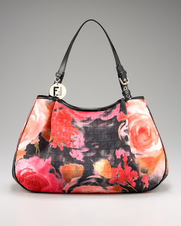 Fendi Zucca Rose Bags from S/S 2010