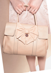 Mulberry Bayswater Given a Feminine Look!