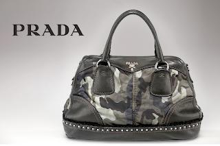 Prada's Camo Line for Fall 2010