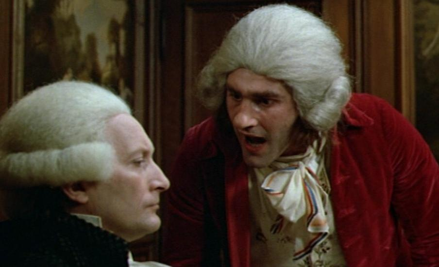 danton and robespierre relationship questions