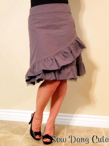 простое платье на лето выкройка в пол.