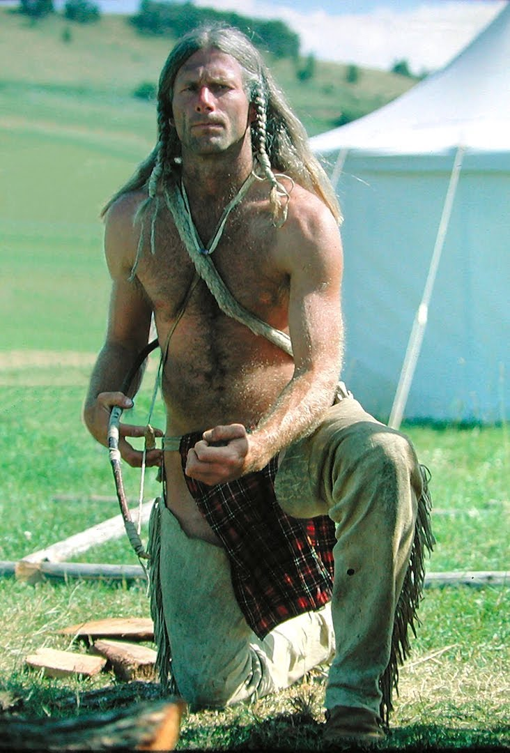 native man Sexy american