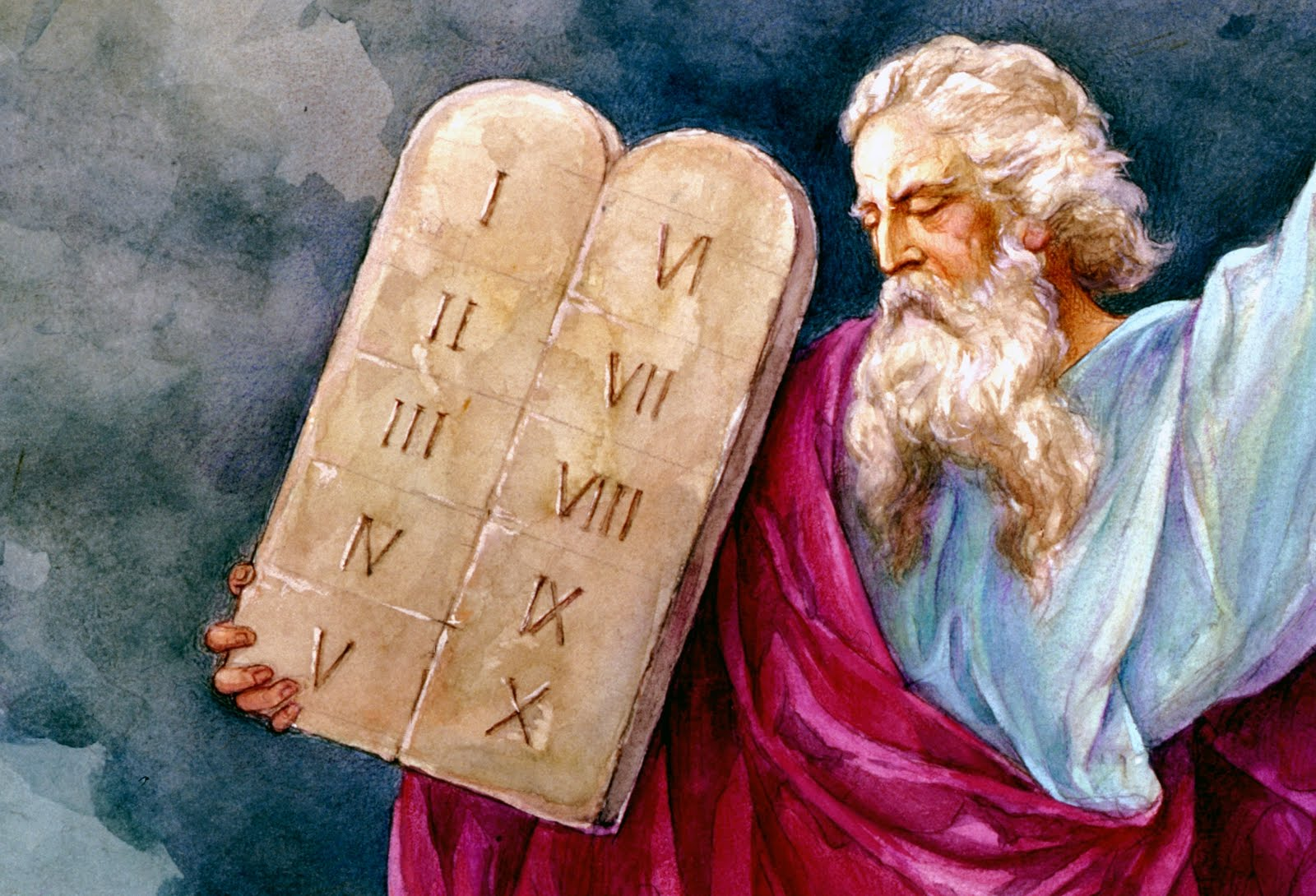 Kid S Ten Commandments Why The Ten Commandments