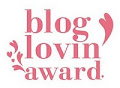 Blog Loving Award