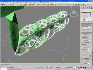 Generative Design Computing: 3D Max: Surface Form 1