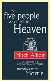 Front Cover of the book The Five People You Meet In Heaven