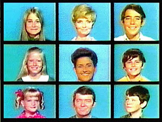 Brady Bunch headshots