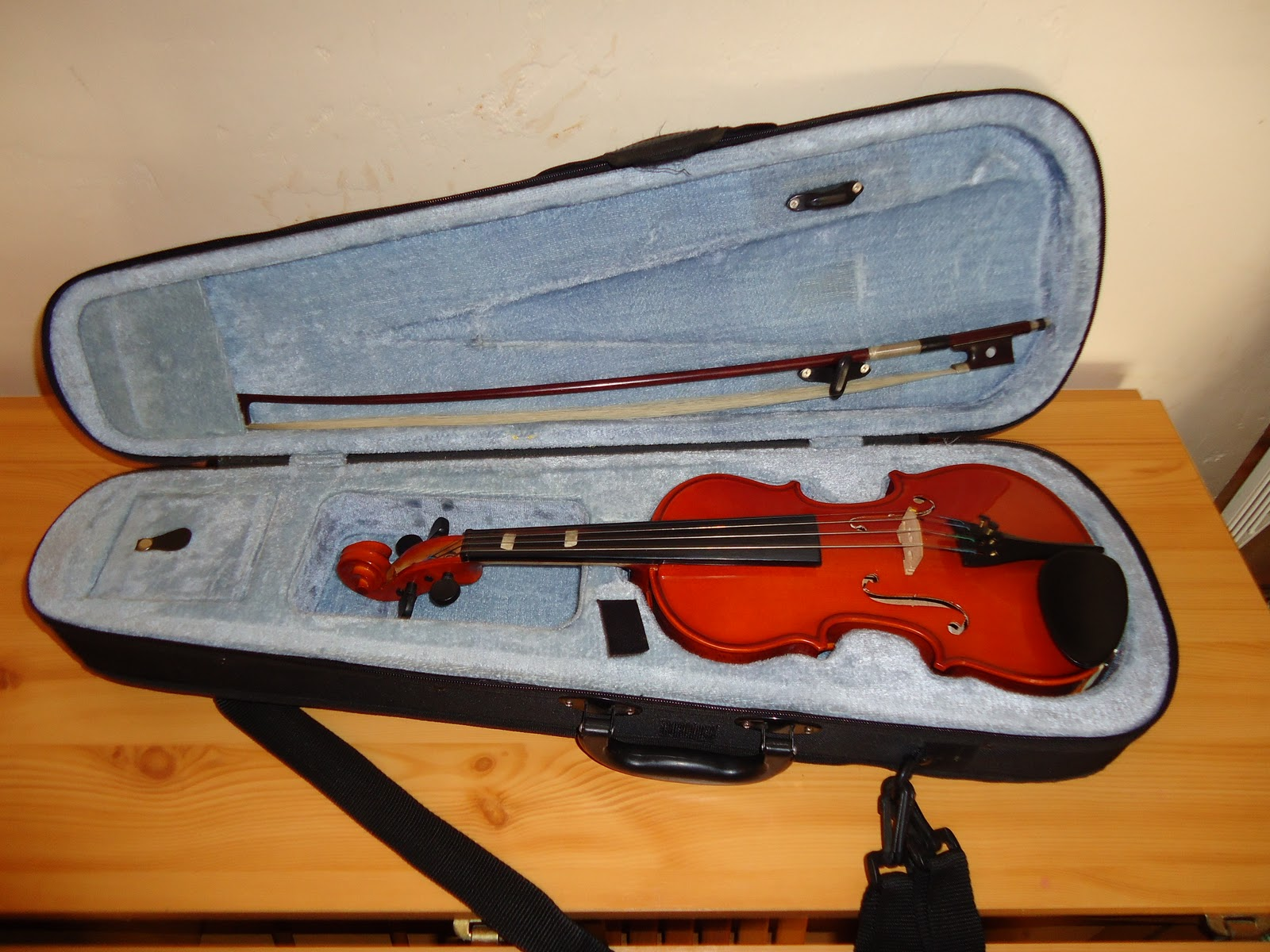 A Violin, in case you haven't got one