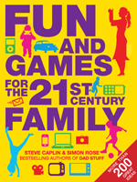 Book Cover for Fun and Games for the 21st Century Family