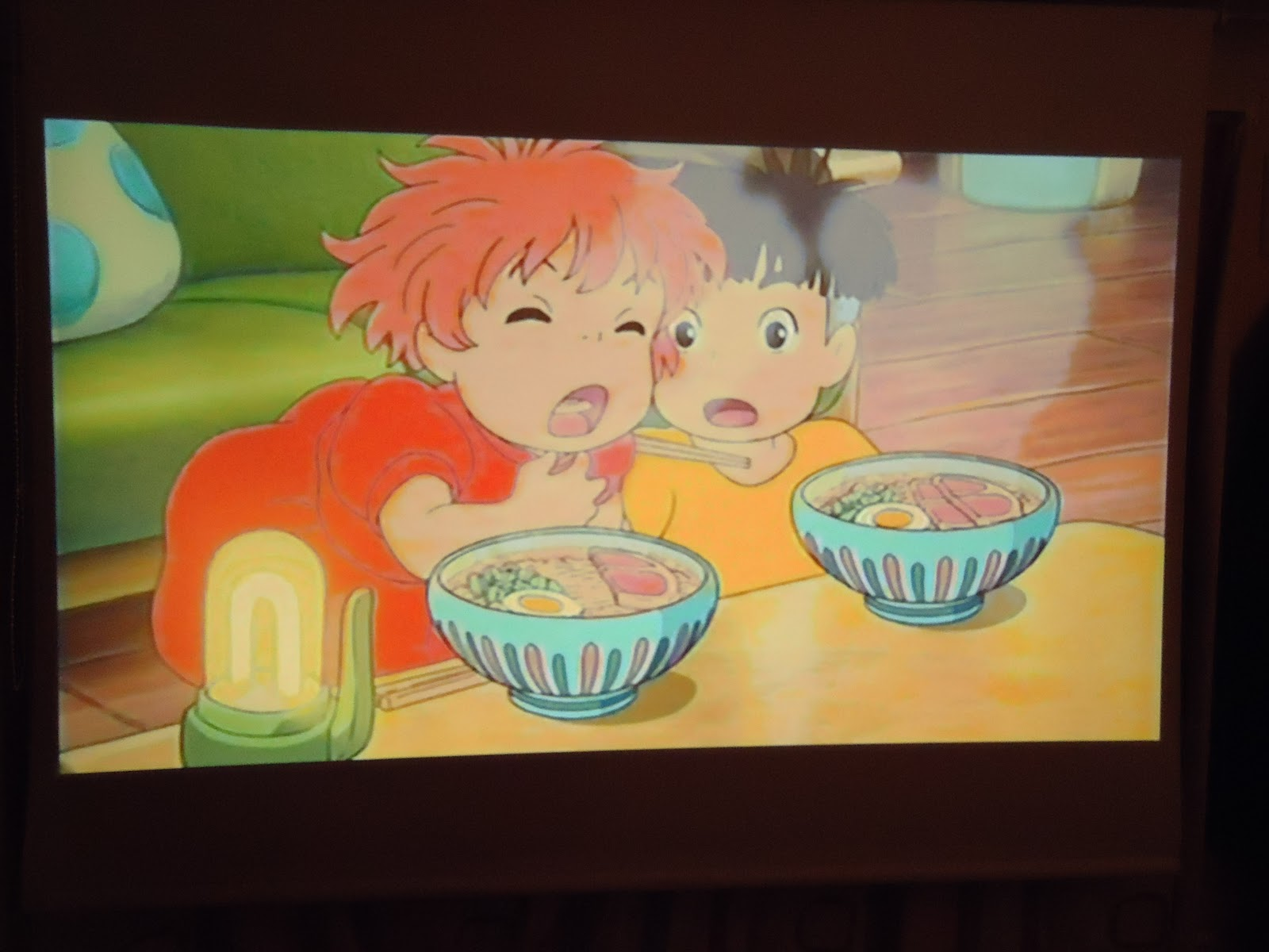 A Mothers Ramblings A Ponyo Inspired Meal