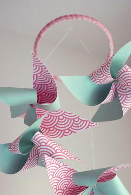In the Hushed Hours: DIY Pinwheels