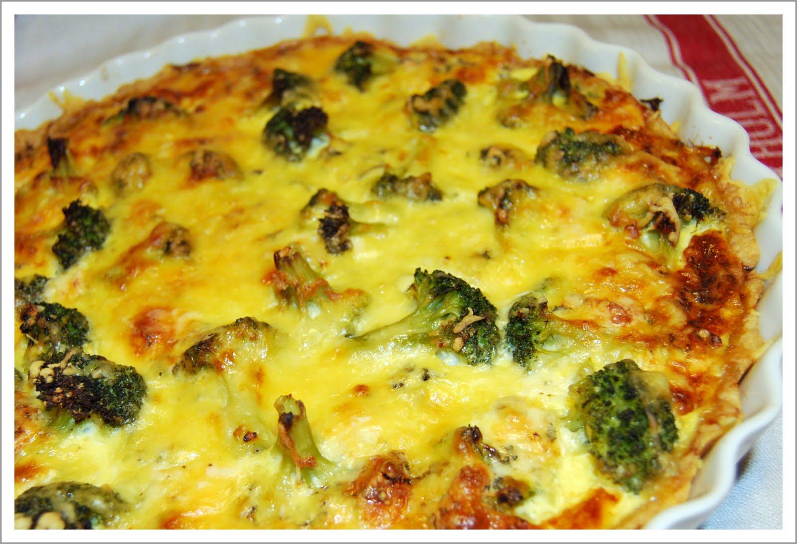 potatisgratäng med lax och broccoli
