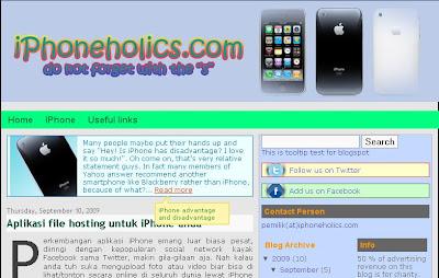template blogspot keren