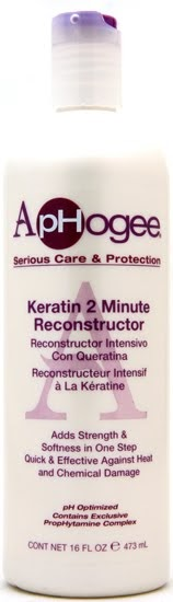 Good Hair Amp Beauty Diaries An Alternative To Aphogee Keratin 2 Minute Reconstructor