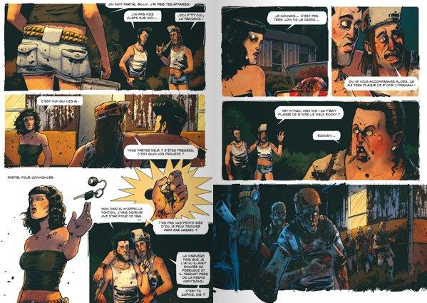 Rock a billy zombie superstar 2 - Lou / Nikopek - Bulles et ...