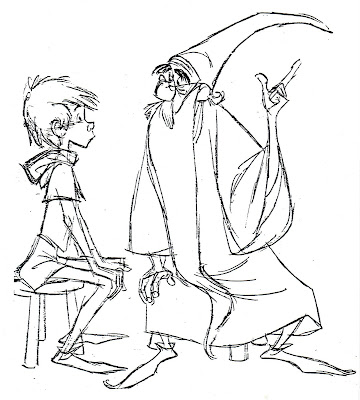 Living Lines Library: The Sword in the Stone (1963