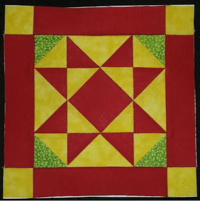Kim's Northwoods Discoveries: Ohio Star - Wisconsin Quilt ...