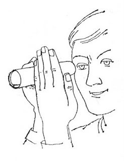 Binocular Vision optical illusion