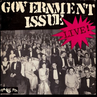 Government Issue - Live