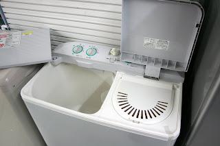 A New Old Fashioned Washing Machine