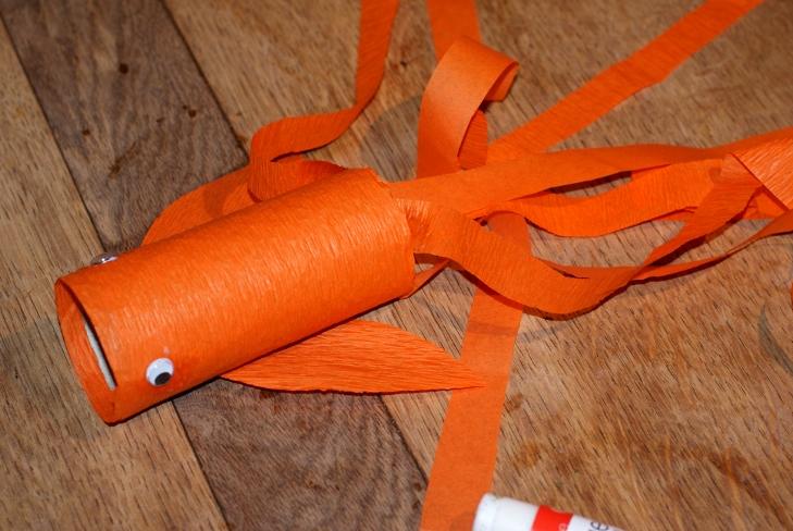 Lightly Enchanted Goldfish Kites For Chinese New Year