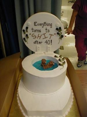 How To Make A Toilet Birthday Cake