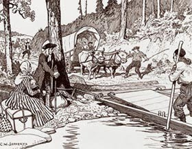 British Empire Loyalists In Canada