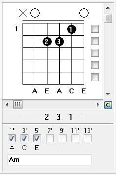 013a2ede0ee4ca SP Guitarists beginners  Blackboard  The chords posting