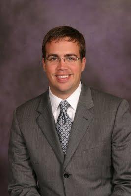 Ogden on Politics: Council President Ryan Vaughn and Barnes