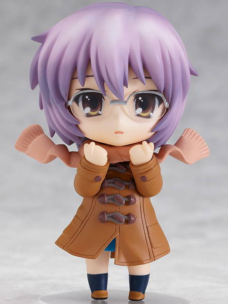 Nagato Yuki, The Disappearance of Suzumiya Haruhi, Nendoroid, Disappearance Version, Nendoroid