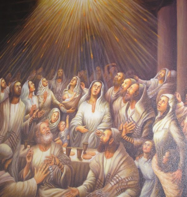 Roh Kudus dan Gereja - Indonesian Papist