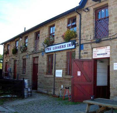 Alan Burnett S Great Yorkshire Pubs 7 The Leggers Inn