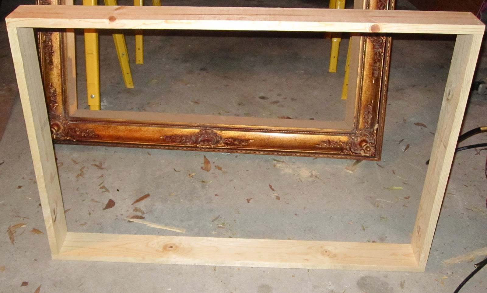 How to make a box frame out of wood frame design reviews for Premier motors columbia tn