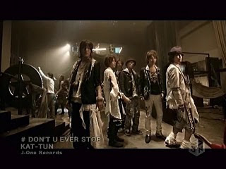 Asian Boys World Paradise: KAT-TUN-Don't U Ever Stop Completo(PV)