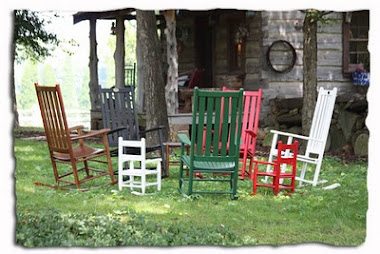 NEW Bob Timberlake Rocking Chairs