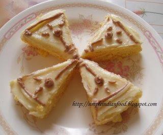 Eggless Kiwi Cake Recipes