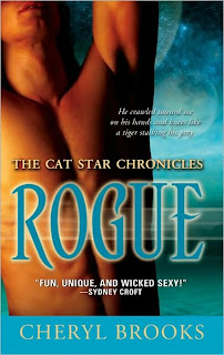 Review: Rogue by Cheryl Brooks