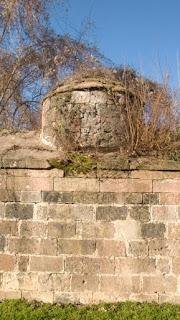 Fort Mortier (territoire de Neuf-Brisach) - Batardeau nord