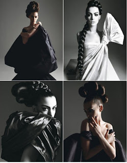 Anne Hathaway Beautiful in W Magazine