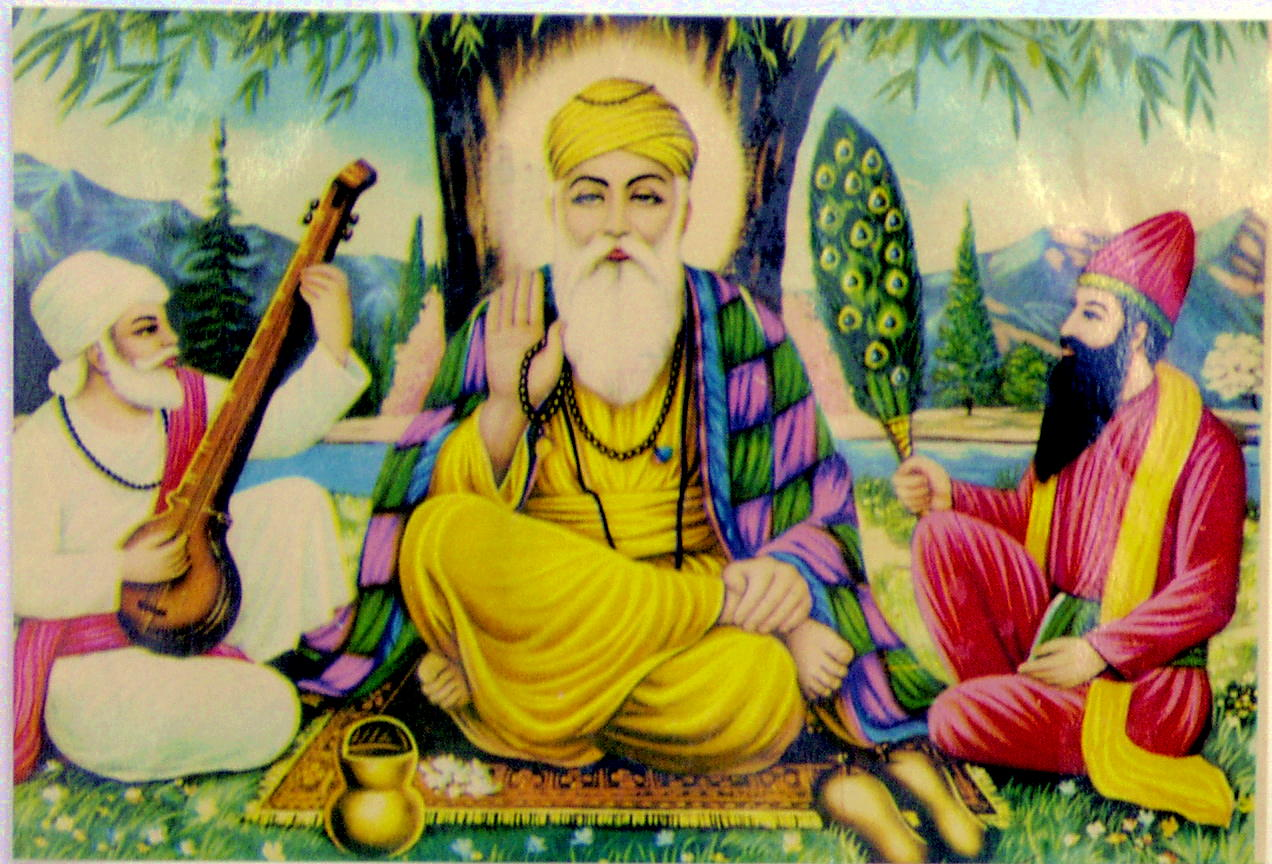 Bhakti Wallpaper 3d Hd Download Sri Guru Nanak Dev Ji S Teachings