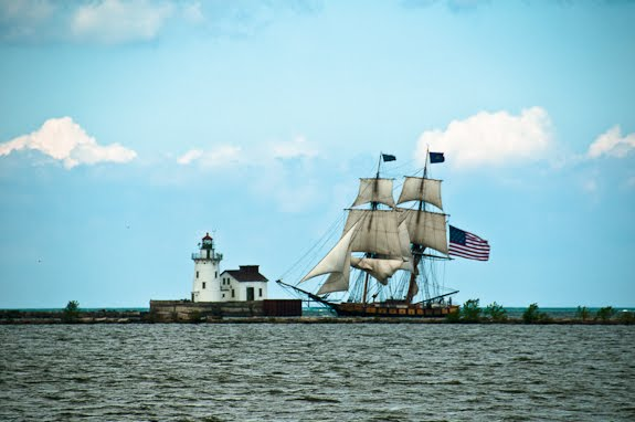Tall ships coming to Cleveland