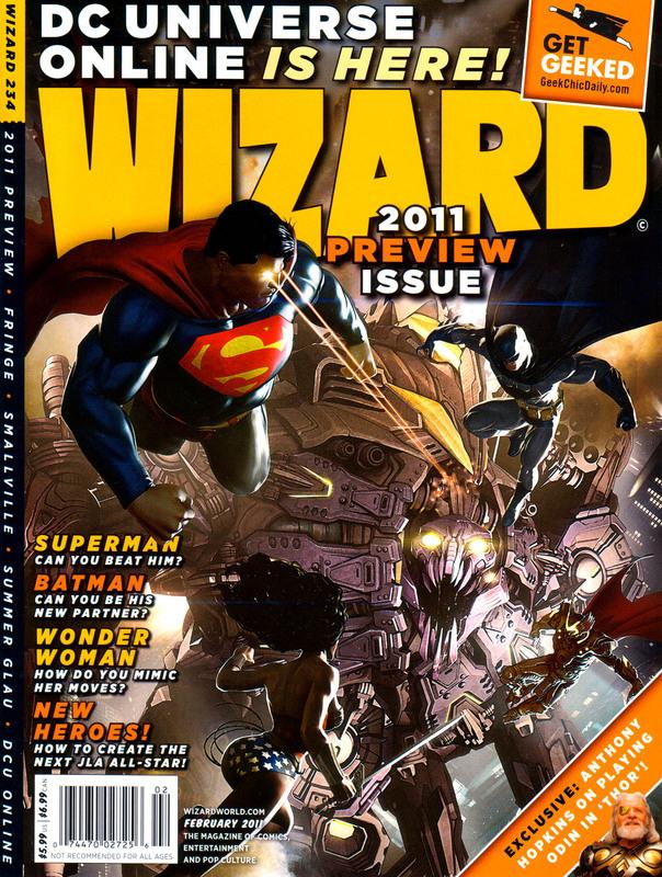 Wizard Magazine Pdf