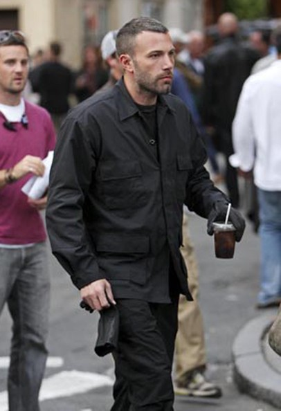 Down On The Street: THE TOWN. Ben AFFLECK. 2010. $$($)