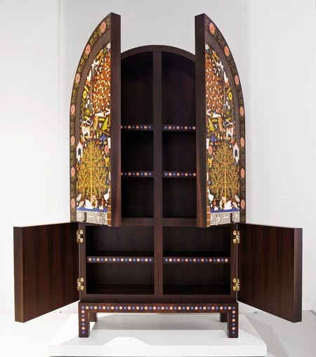 Reporting On The Contemporary Marquetry And Inlay Arts