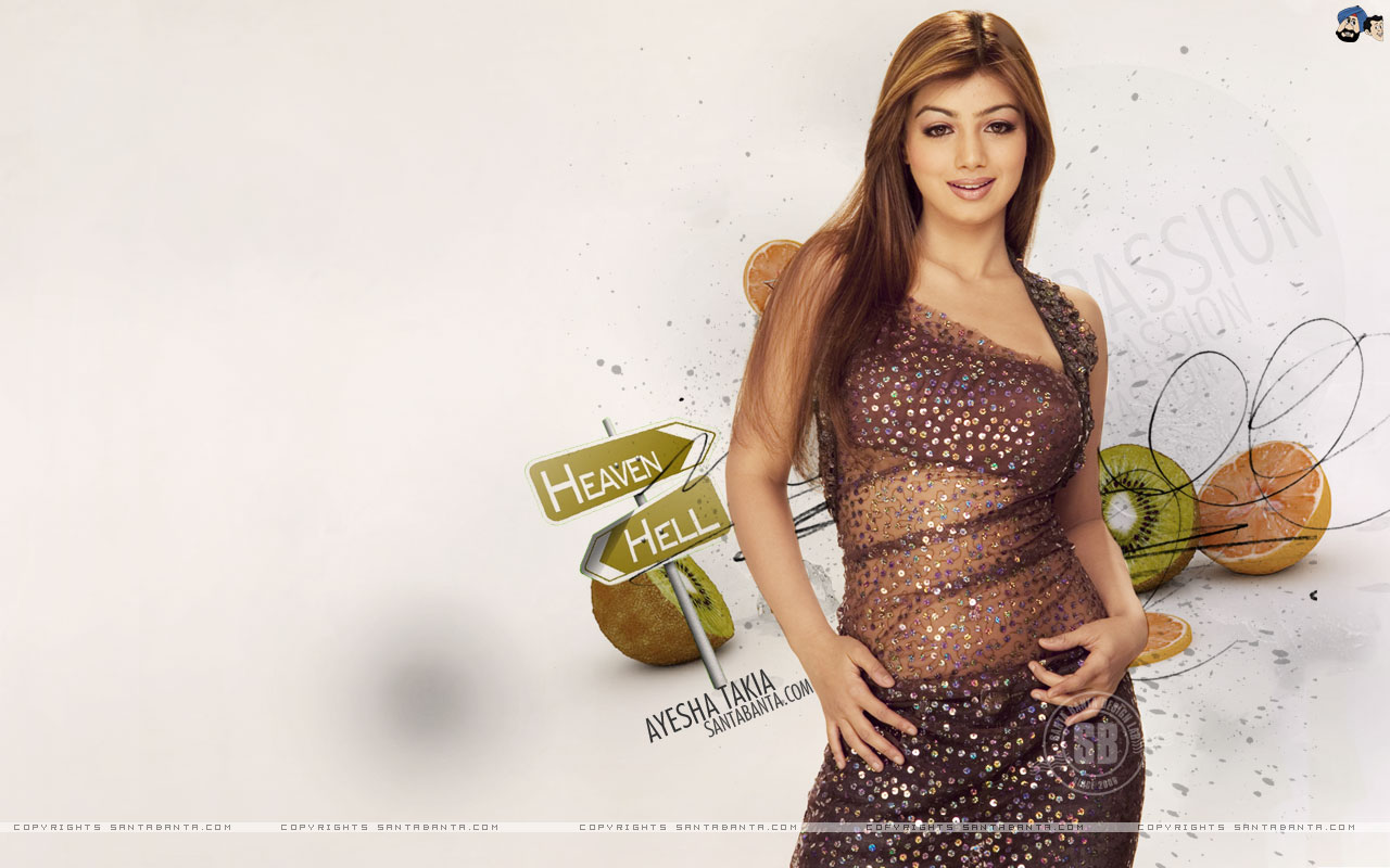 Film Actress Photos Ayesha Takia Latest Hot Wallpapers-4128
